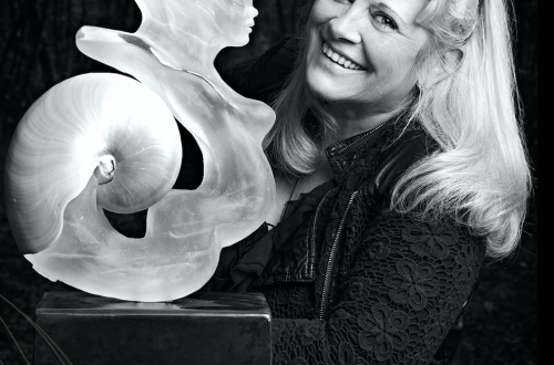 juli artist Artist Spotlight: For the Love of Nature and Humanity, Sculptor Interview - Juli - EAT LOVE SAVOR International luxury lifestyle magazine and bookazines