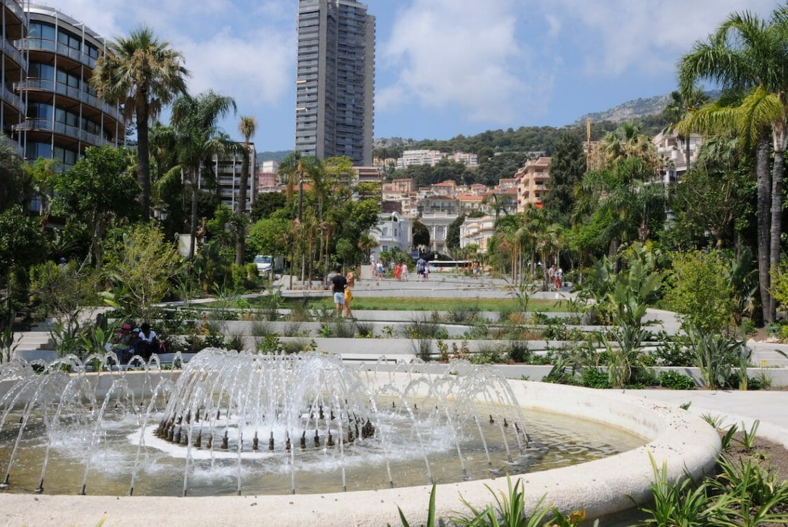 Casino gardens Monaco Lovingly restored; the Casino Gardens of Monaco returned to their former glory - EAT LOVE SAVOR International luxury lifestyle magazine and bookazines