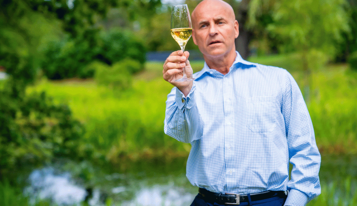 richard juhlin champagne masterclass World Leading Champagne Expert Richard Juhlin Launches Master Class at Starflow EAT LOVE SAVOR International luxury lifestyle magazine and bookazines