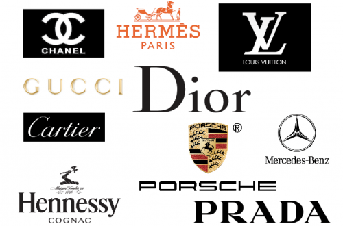 luxury logos 20 best global brands 20th Interbrand Global Brands Report: Luxury & Retail Sector Demonstrates Fastest Growth in Brand Value EAT LOVE SAVOR International luxury lifestyle magazine and bookazines