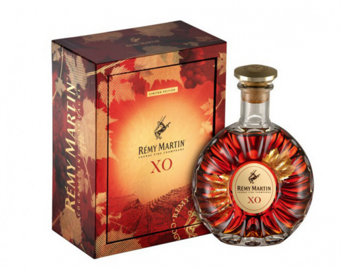 remy martin xo christms 2019 Discover Remy Martin XO Limited Edition Cognac - EAT LOVE SAVOR International luxury lifestyle magazine and bookazines