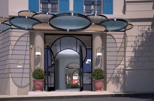 entrance Maison Albar Hotels LImperator marquise sans 5 etoiles Discover the Legendary Maison Albar Hotels L'Imperator EAT LOVE SAVOR International luxury lifestyle magazine and bookazines