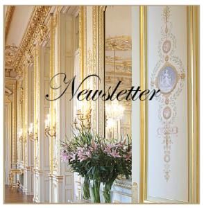 newsletter Make a Contribution - EAT LOVE SAVOR International luxury lifestyle magazine and bookazines