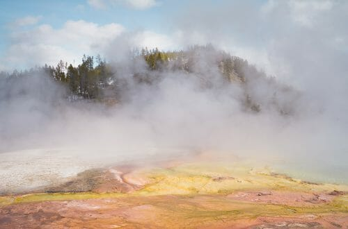 Volcanic Yellowstone Desert Solitude: Portrait of Hasselblad Heroine Chiara Zonca EAT LOVE SAVOR International luxury lifestyle magazine and bookazines