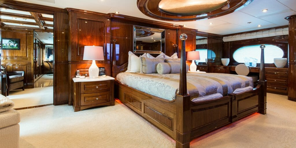 Elegant and luxurious accommodation