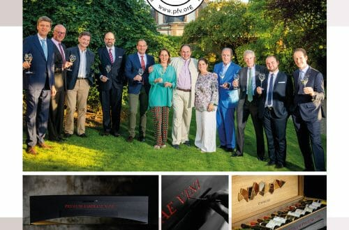 PFV FamilyIsSustainability Primum Familiae Vini Launch 'The PFV Prize' an  €100,000 Annual Prize EAT LOVE SAVOR International luxury lifestyle magazine and bookazines