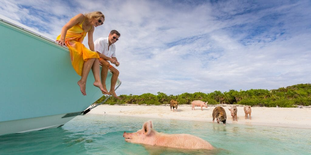 The Bahamas adventure filled luxury travel