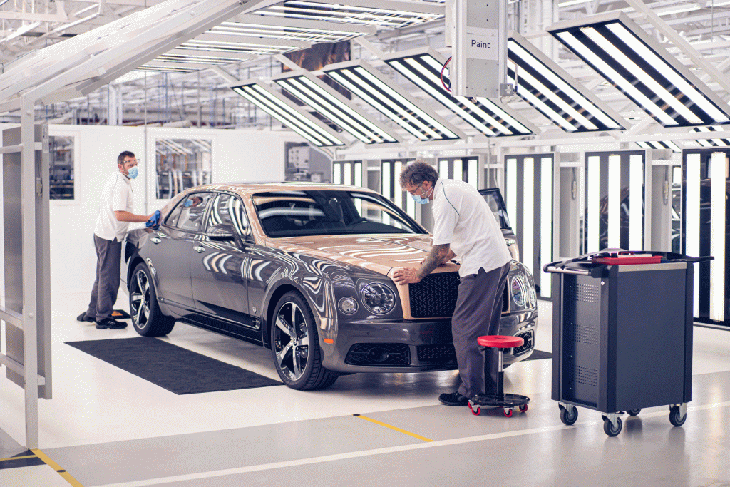 Bentley Mulsanne end of production - eat love savor luxury lifestyle magazine