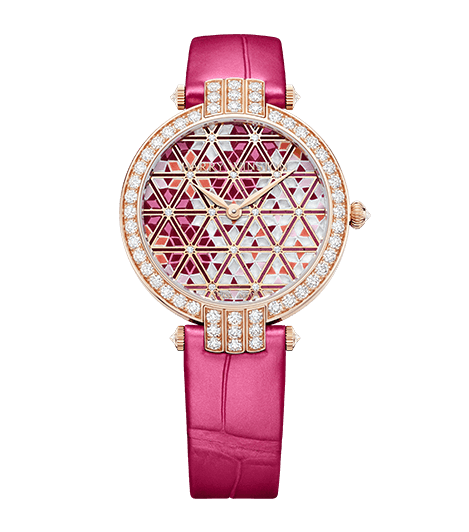 Harry WInston Metiers dart 745x845 1 Harry Winston Metier D'Art Limited Edition Jeweled Timepiece for Her - EAT LOVE SAVOR International luxury lifestyle magazine and bookazines