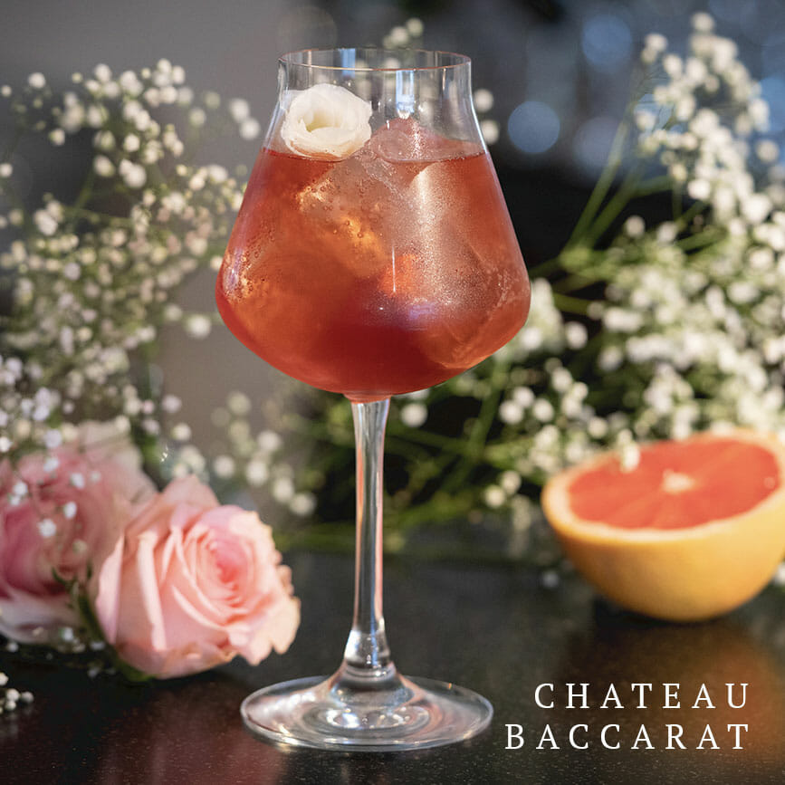 chateau baccarat cocktail