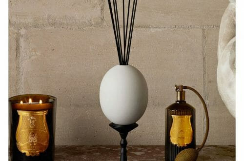 cyrnos trudon egg big img5 2 Luxury Home Fragrance Trvdon L'Oeuf Cyrnos EAT LOVE SAVOR International luxury lifestyle magazine and bookazines