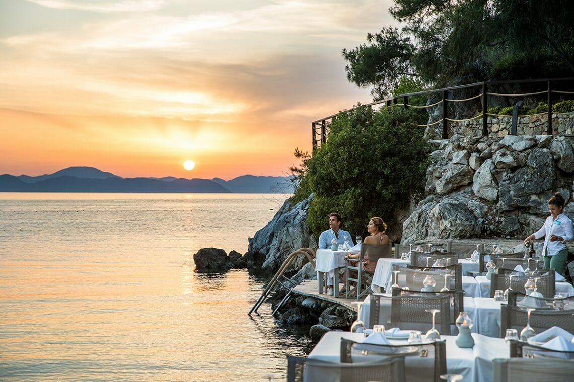 hillside honeymoon sunset Discover Hillside Beach Club- Classical Music on The Sea EAT LOVE SAVOR International luxury lifestyle magazine and bookazines