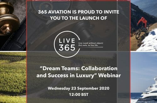 Live365 Social Tile 1 The Launch of Live365 | Collaboration and Success in Luxury | moderated by Kate Slesinger - EAT LOVE SAVOR International luxury lifestyle magazine and bookazines