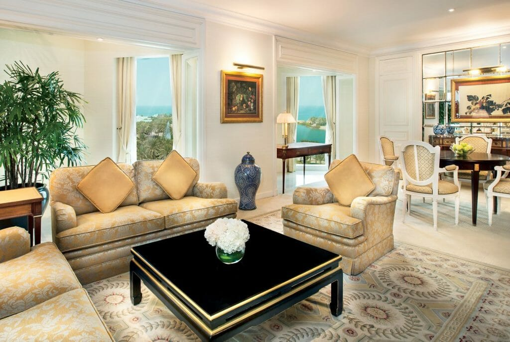 ritz carlton bahrain suite RCBAHRA 00259 tile Luxury Learning Escapes with a Difference - EAT LOVE SAVOR International luxury lifestyle magazine and bookazines