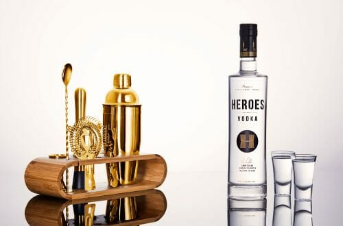 Heroes Vodka 5 Web Discover Heroes: Super-premium quality vodka anchored in benevolence - EAT LOVE SAVOR International luxury lifestyle magazine and bookazines