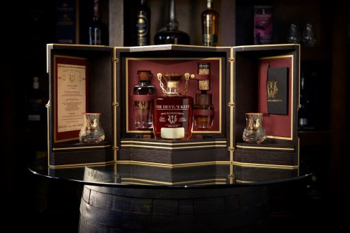 The Devils Keep The Oldest Ever Released Triple Distilled Irish Whiskey And The Most Expensive First Release In The History of Whiskey - EAT LOVE SAVOR International luxury lifestyle magazine and bookazines