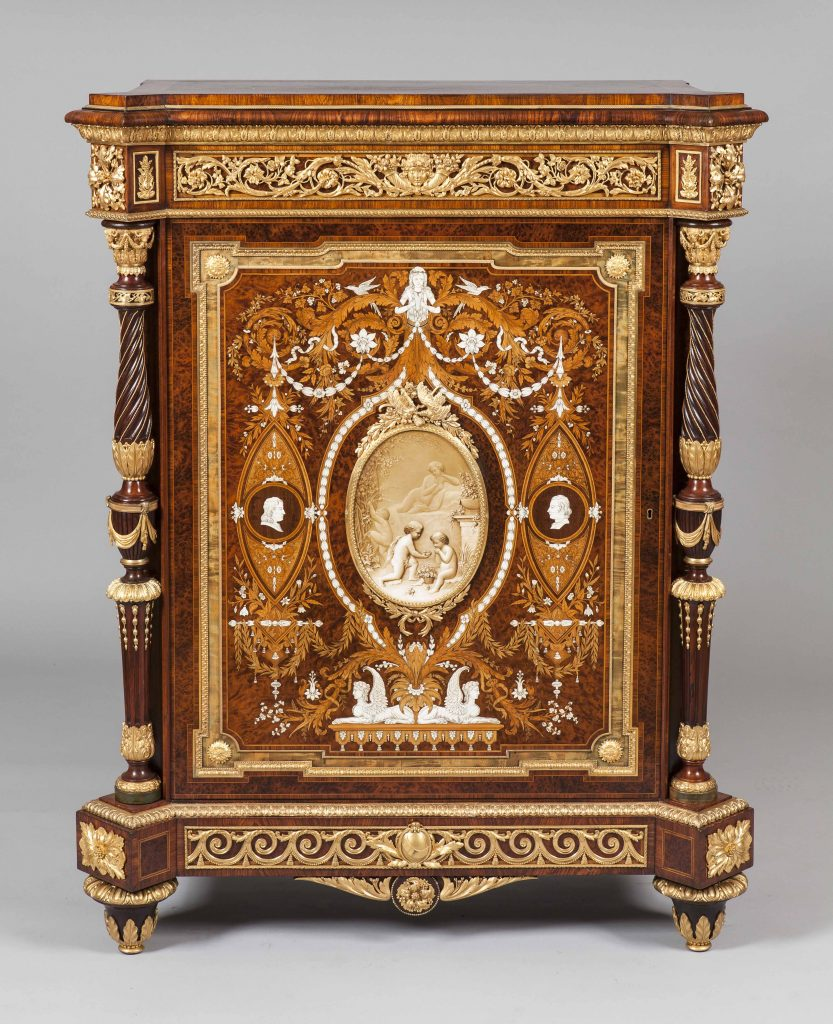 8637 Marblborough House Cabinet by Holland   Sons straight on. Discover Royal English Furniture Makers  Holland   Sons   EAT LOVE