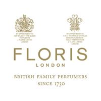 Floris london logo The Masterful 100: Top 100 Luxury Experts and Brands List EAT LOVE SAVOR International luxury lifestyle magazine and bookazines