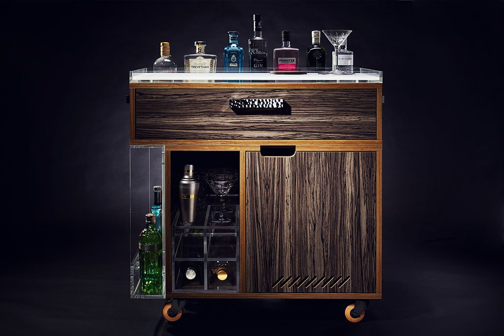Discover the Gin Trolley by QUENCH