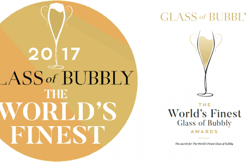 Glass of Bubbly Awards 2017 header