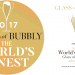 Glass of Bubbly Awards 2017 header The Search for the World's Finest Glass of Bubbly for 2017 - EAT LOVE SAVOR International luxury lifestyle magazine and bookazines