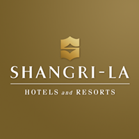 SHANGRI LA HOTELS LOGO The Masterful 100: Top 100 Luxury Experts and Brands List - EAT LOVE SAVOR International luxury lifestyle magazine and bookazines