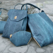 aitch aitch blue bags.jpg Discover AITCH AITCH - Innovation and Sustainability in Luxury Accessories - EAT LOVE SAVOR International luxury lifestyle magazine and bookazines