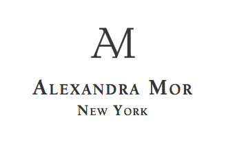 alexandra mor logo The Masterful 100: Top 100 Luxury Experts and Brands List - EAT LOVE SAVOR International luxury lifestyle magazine and bookazines