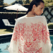 evarae paradiso embroidered maxi kaftan Discover the Beautiful Luxury Resortwear Collection EVARAE - EAT LOVE SAVOR International luxury lifestyle magazine and bookazines