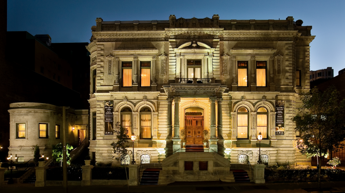 mount stephen house front 1 A Rich Heritage Reborn in a New Light: Le Mount Stephen A Jewel of a Luxury Hotel in Montreal EAT LOVE SAVOR International luxury lifestyle magazine and bookazines