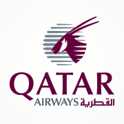 qatar airways logo The Masterful 100: Top 100 Luxury Experts and Brands List EAT LOVE SAVOR International luxury lifestyle magazine and bookazines