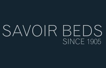 savoir beds logo The Masterful 100: Top 100 Luxury Experts and Brands List - EAT LOVE SAVOR International luxury lifestyle magazine and bookazines