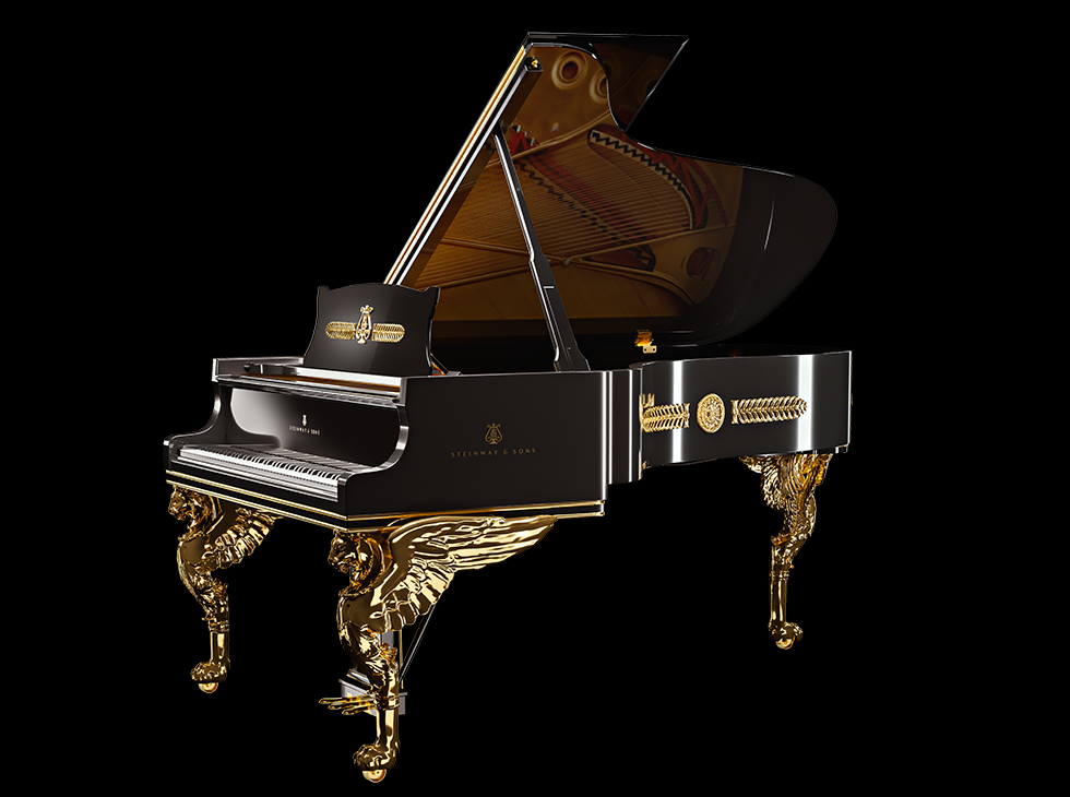 "steinway piano IMPERO 980 Steinway & Sons Launches ""Armonia Limited Edition By Baldi"" - EAT LOVE SAVOR International luxury lifestyle magazine and bookazines"