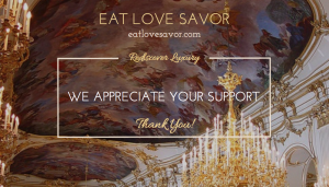 thank you for your support els 2017  - EAT LOVE SAVOR International luxury lifestyle magazine and bookazines