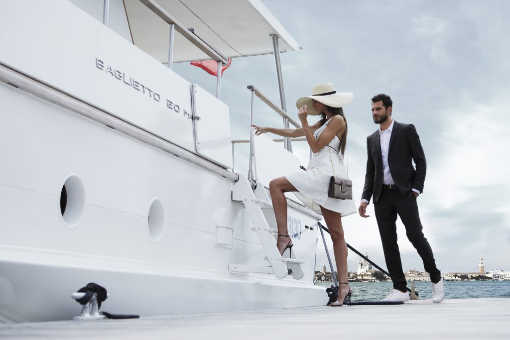 "Venice: Live The Italian Luxury On The ""Baglietto Yacht Experience"""